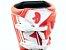 Bota Ims Factory Vermelha Branca Solado Injetado Lançamento 2020 - Imagem 6