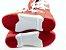 Bota Ims Factory Vermelha Branca Solado Injetado Lançamento 2020 - Imagem 7