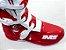 Bota Ims Factory Vermelha Branca Solado Injetado Lançamento 2020 - Imagem 4