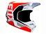 Capacete Fox Mx V1 Mvrs Prix Flo Orange - Imagem 3