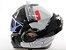 Capacete Ls2 FF399 Valiant Prox White Red Black - Imagem 4