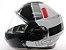 Capacete Ls2 FF399 Valiant Prox White Red Black - Imagem 1