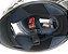 CAPACETE LS2 FF358 PINGMENT BRANCO E PRETO - Imagem 7