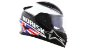 Capacete Norisk FF302 Grand Prix United Kingdom - Imagem 3