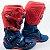 Bota Leatt Gpx 5.5 Flexlock Vermelha Azul  - Imagem 1