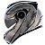 CAPACETE NORISK FF345 IRON CHROME  - Imagem 2