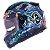 CAPACETE LS2 FF320 STREAM WARRIOR BLUE - Imagem 1