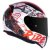CAPACETE LS2 FF353 NAUGHTY WHITE RED  - Imagem 3