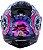 CAPACETE LS2 FF320 STREAM WARRIOR PINK - Imagem 7