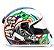 CAPACETE FW3 GT TURBO BRANCO - Imagem 2