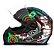 CAPACETE FW3 GT TURBO PRETO  - Imagem 1