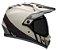 CAPACETE BELL MX 9 ADVENTURE MIPS DASH SAND BROWN GREY  - Imagem 5