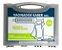 Vacinador gado bovino automatico Kaber cabo fechado 50 ml - cx plástica vaselina, vedações - Imagem 1