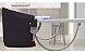cadeira de alimentação sapeca kids com cinto segurança preta - Imagem 2