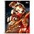 Caderno Universitário 1 Matéria 80F Street Fighter Capa Sortida Tilibra - Imagem 1