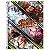 Caderno Universitário 1 Matéria 80F Street Fighter Capa Sortida Tilibra - Imagem 3