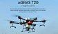 DJI Agras T20 (Kit com carregador múltiplo inteligente e 4 baterias)  - Imagem 1