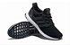 Tênis Adidas Ultraboost 3.5 Feminino Preto e Branco - Imagem 3