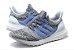 Tênis Adidas Ultra Boost - Feminino - Cinza/Azul Claro - Imagem 2