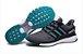 Tênis Adidas Energy Boost 3 - Feminino - Cinza/Verde - Imagem 4