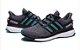 Tênis Adidas Energy Boost 3 - Feminino - Cinza/Verde - Imagem 3