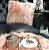 Almofada Fluffy Pillow - Rose Gold - Imagem 3