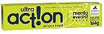Creme Dental com flúor e cálcio Ultra action Menta everest fresh 164g - Imagem 1
