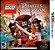 Jogo LEGO Piratas do Caribe 3DS Usado - Imagem 1