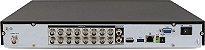 DVR Gravador Digital de Vídeo MHDX 5116 - Imagem 3