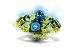 LEGO Ninjago - Lançador Spinjitzu: Jay - Imagem 3