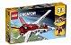 LEGO Creator - Modelo 3 em 1: Voos Futuristas - Imagem 1
