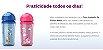 COPO INSULADO TÉRMICO C/ CANUDO AVENT ROSA 260ML - Imagem 4