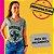 Camiseta Feminina 100% Algodão Fio 30.1 Penteado - Imagem 4