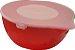 Derretedeira Prática Para Chocolate Vermelha - Bwb - Imagem 1