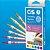 Marcador de Cerâmica Cores Vibrante 6 cores 1.0 | CiS - Imagem 1