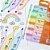 Kit de Caneta Marca Texto Pastel Trend | Jocar Office - Imagem 3