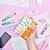 Kit de Caneta Marca Texto Pastel Trend | Jocar Office - Imagem 6