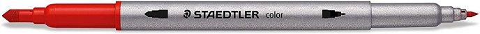 Caneta Hidrocor 72 cores Duas Pontas 0.5 e 3.0 Double Ended Fibre tip pens | Staedtler - Imagem 2