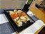 23 - Panqueca de aveia com recheio de peito de peru e ricota - refeição congelada - Imagem 1