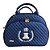 Bolsa Maternidade Média Linha Luxo Azul Marinho - Imagem 1