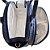 Bolsa Maternidade Média Linha Luxo Azul Marinho - Imagem 2