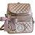 Mochila Maternidade Bag Rose Gold - Imagem 1