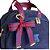 Chaveiro Laço de Fita Bicolor (vermelho e azul) - Imagem 2