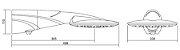 Ducha Advanced MultiTemperaturas  Eletrônica 7500W 220V Lorenzetti - Imagem 3