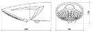 Ducha Top Jet Multitemperaturas 7500W 220V Lorenzetti - Imagem 3