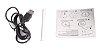 Difusor Luxo LED De Ambiente Elétrico Óleo Essencial Aromaterapia 130ml USB - Imagem 10