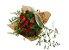 Buquê de 24 Rosas Vermelhas - Imagem 3