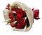 Mini Topiaria de 7 rosas - Imagem 1