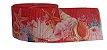 Fita de Gorgurão Oceano Vermelho 8976  - Imagem 1