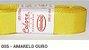 Fita de Gorgurão Lisa 005 Amarelo Ouro - Imagem 1
